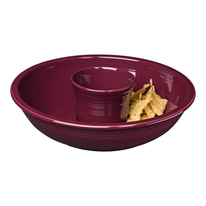 Fiesta 2 Pc Chip-N-Dip Set - USA Dinnerware Direct, Set proudly made in the USA. Deep discounts of up to 70% off all Fiesta, tabletop and kitchen ware.