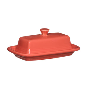 Fiesta Xl Covered Butter - USA Dinnerware Direct, Accessories proudly made in the USA. Deep discounts of up to 70% off all Fiesta, tabletop and kitchen ware.
