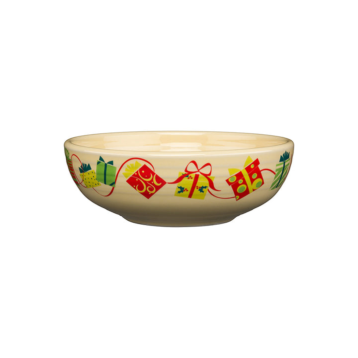 Holiday Bistro Medium Bowl - USA Dinnerware Direct, Holiday proudly made in the USA. Deep discounts of up to 70% off all Fiesta, tabletop and kitchen ware.