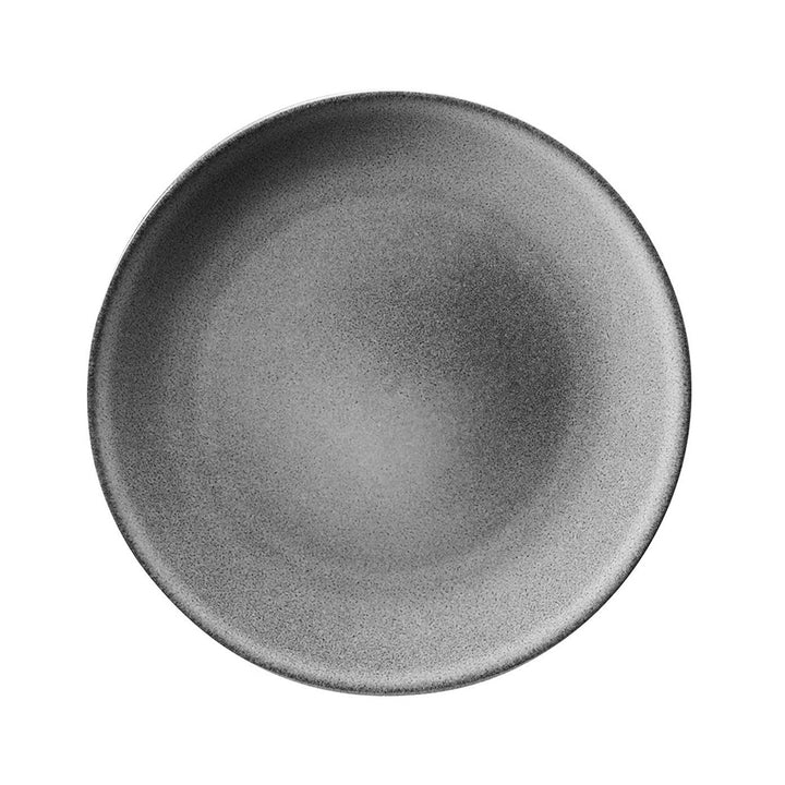 Pewter Dinner Plate - USA Dinnerware Direct, Plate proudly made in the USA by the Fiesta Tableware Company