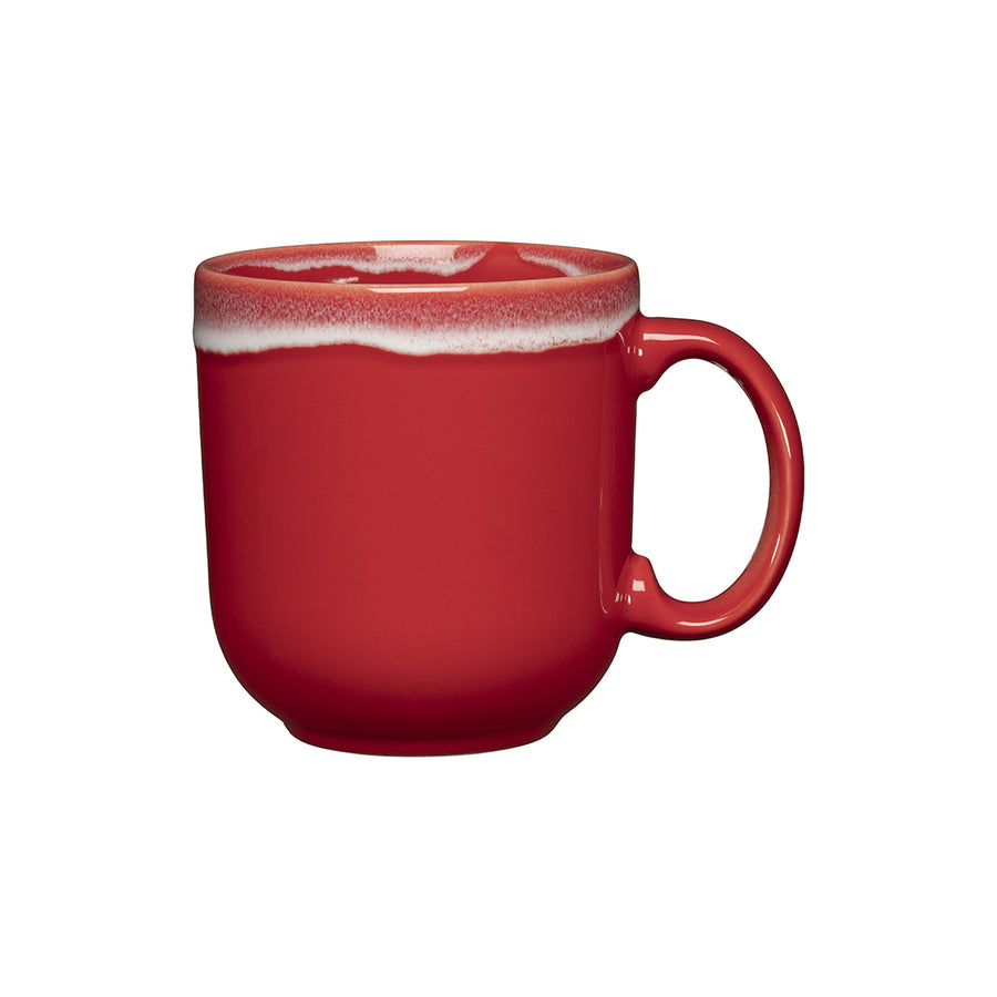 Snowcap Mug - USA Dinnerware Direct, Drinkware proudly made in the USA. Deep discounts of up to 70% off all Fiesta, tabletop and kitchen ware.