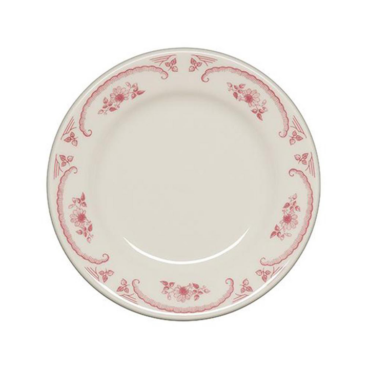 American Rose Dinner Plate - USA Dinnerware Direct, Plate proudly made in the USA by the Fiesta Tableware Company