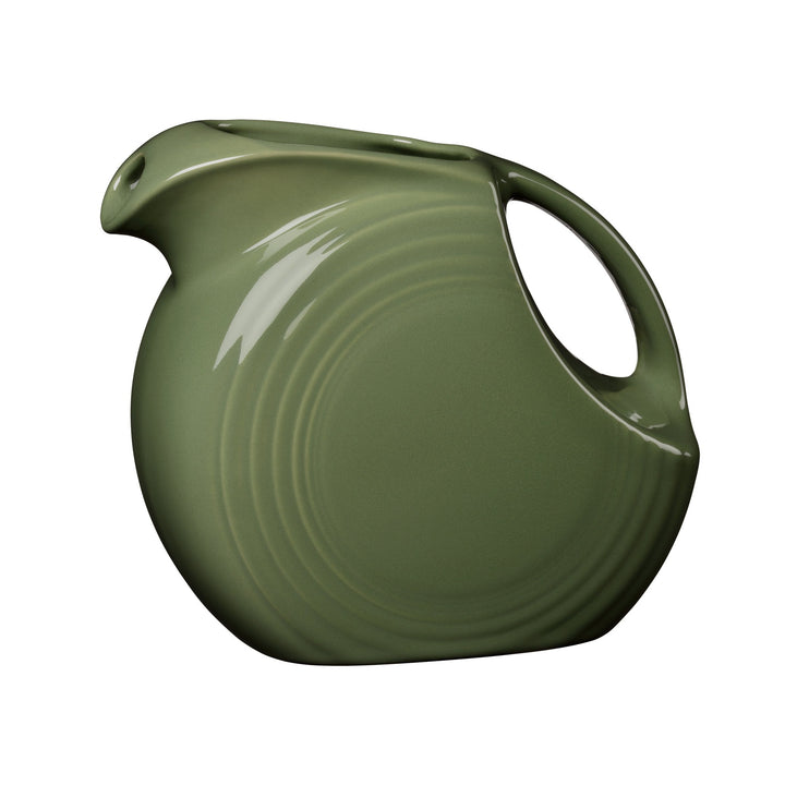 Fiesta Large Disk Pitcher - USA Dinnerware Direct, Disk Pitcher proudly made in the USA by the Fiesta Tableware Company