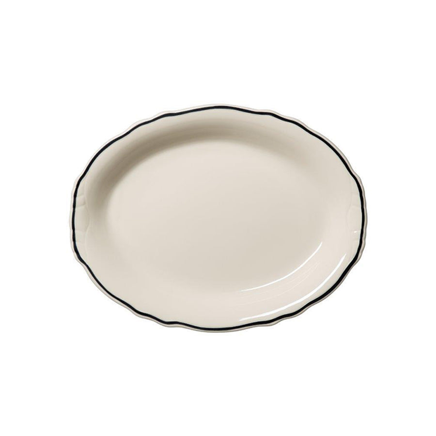 Styleline Platter - USA Dinnerware Direct, Platter proudly made in the USA by the Fiesta Tableware Company