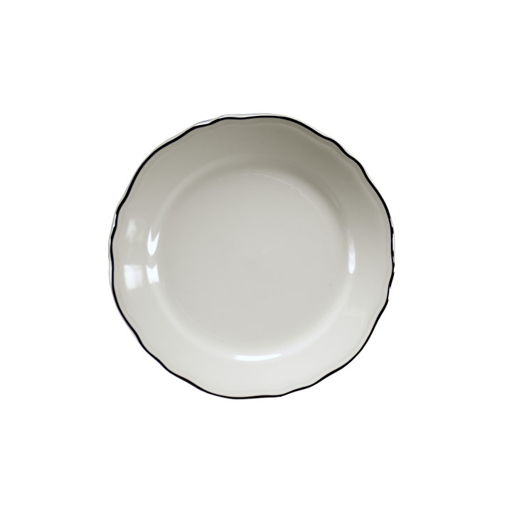 Styleline Salad Plate - USA Dinnerware Direct, Plate proudly made in the USA by the Fiesta Tableware Company