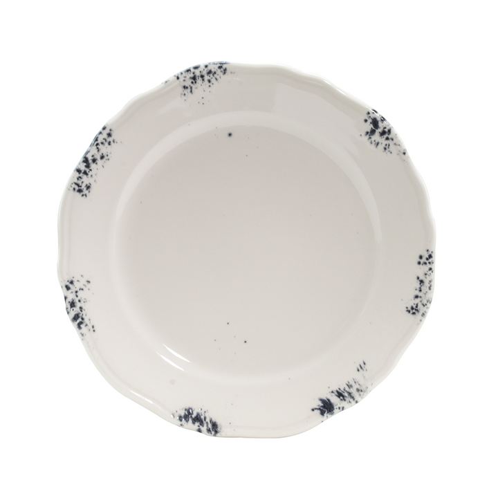 Cottage Bleu Dinner Plate - USA Dinnerware Direct, Plate proudly made in the USA by the Fiesta Tableware Company