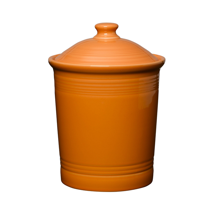 Fiesta Large Canister - USA Dinnerware Direct, Canister proudly made in the USA by the Fiesta Tableware Company