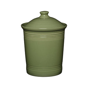 Fiesta Large Canister - USA Dinnerware Direct, Canister proudly made in the USA. Deep discounts of up to 70% off all Fiesta, tabletop and kitchen ware.