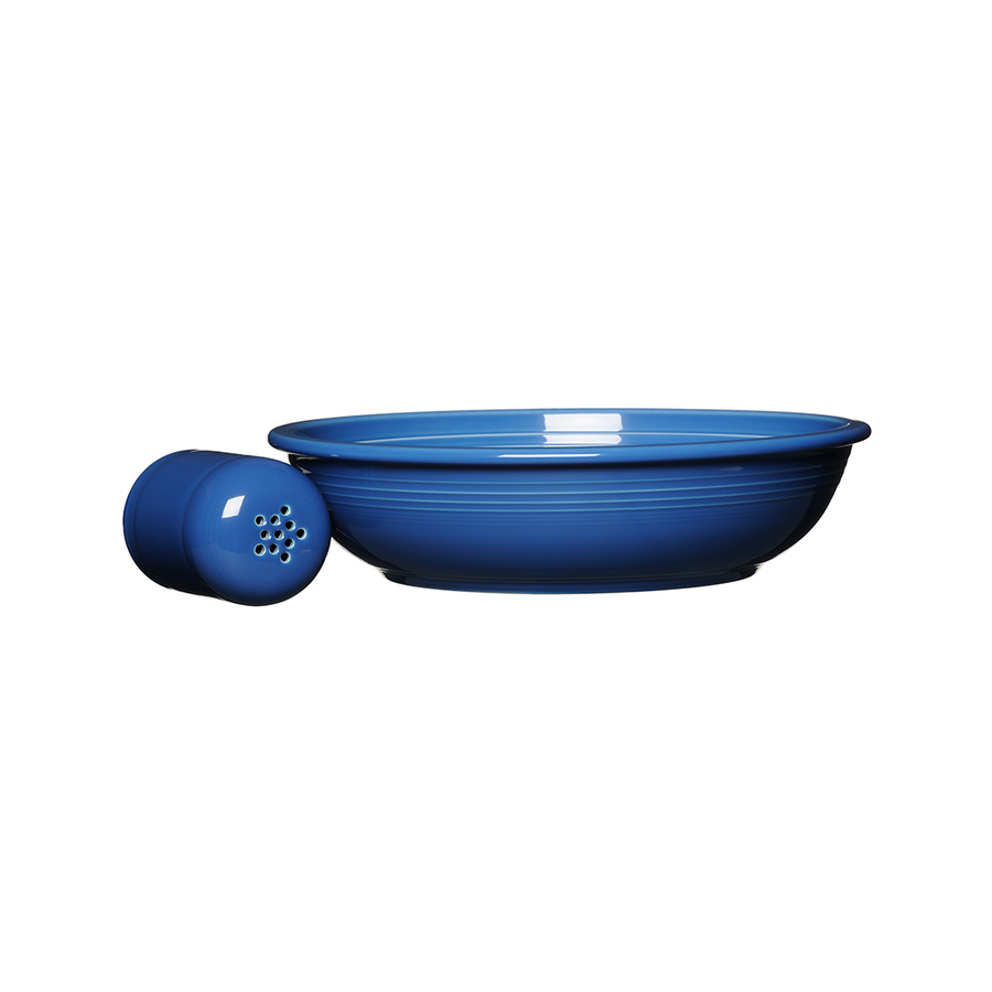 Fiesta Pasta Bowl & Cheese Shaker Set - USA Dinnerware Direct, Bowls & Dishes proudly made in the USA. Deep discounts of up to 70% off all Fiesta, tabletop and kitchen ware.