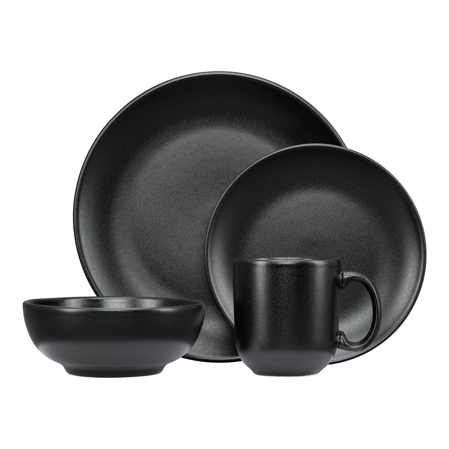 4 Pc Foundry Place Setting - USA Dinnerware Direct, Set proudly made in the USA. Deep discounts of up to 70% off all Fiesta, tabletop and kitchen ware.