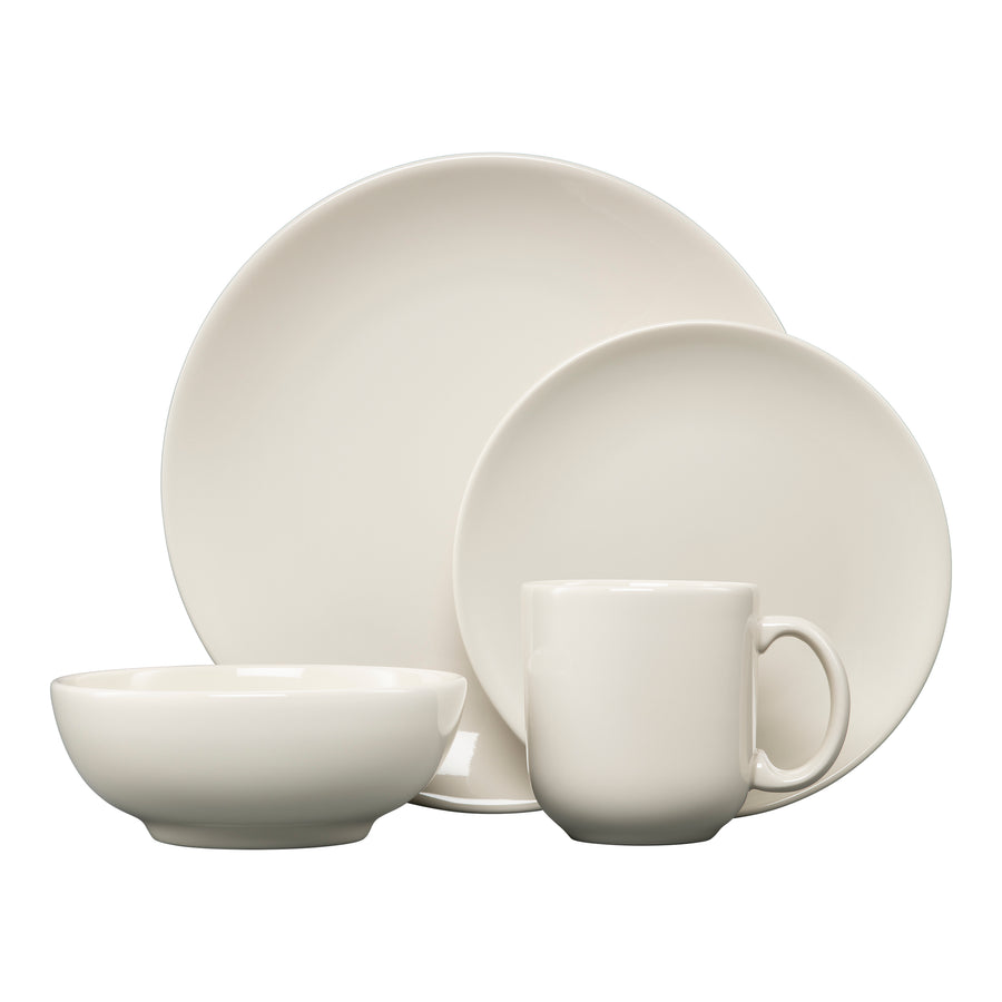 4 Pc Vale Place Setting - USA Dinnerware Direct, Set proudly made in the USA. Deep discounts of up to 70% off all Fiesta, tabletop and kitchen ware.