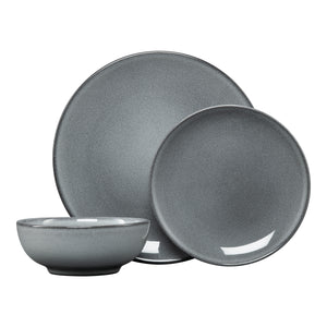 3 Pc Pewter Place Setting - USA Dinnerware Direct, Set proudly made in the USA. Deep discounts of up to 70% off all Fiesta, tabletop and kitchen ware.