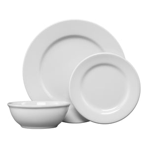 3 Pc Americana Place Setting - USA Dinnerware Direct, Set proudly made in the USA. Deep discounts of up to 70% off all Fiesta, tabletop and kitchen ware.