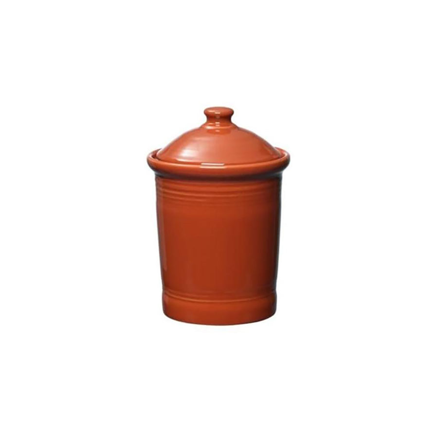 Fiesta Small Canister - USA Dinnerware Direct, Canister proudly made in the USA by the Fiesta Tableware Company