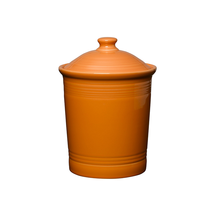 Fiesta Medium Canister - USA Dinnerware Direct, Canister proudly made in the USA by the Fiesta Tableware Company