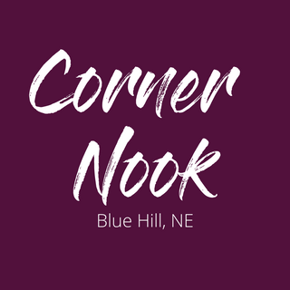 Corner Book Blue Hill NE