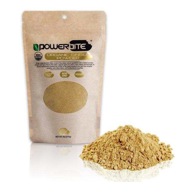 Organic Maca Powder & plant offers many nutritional & cerebral benefits.