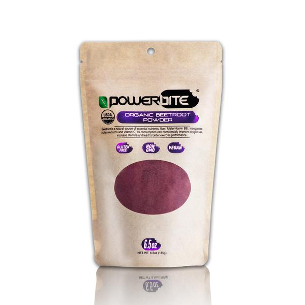 Organic beetroot powder & plant offers many nutritional & cerebral benefits.