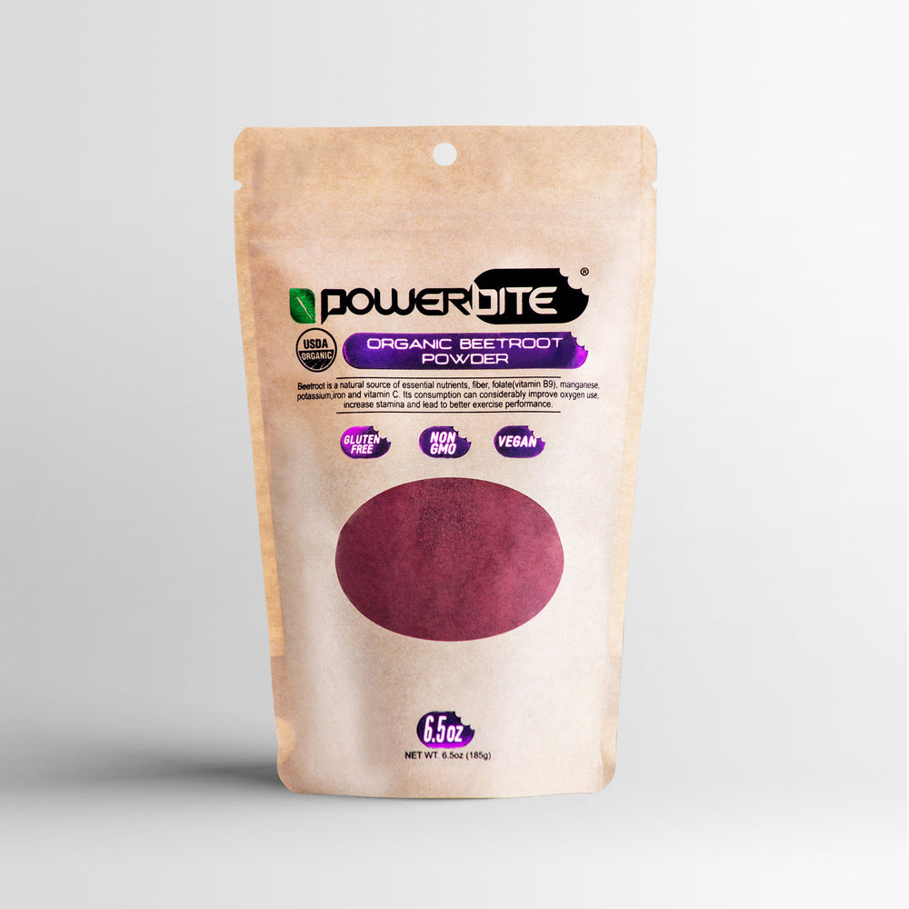 Powerbite Organic Beetroot Powder - 6.5oz