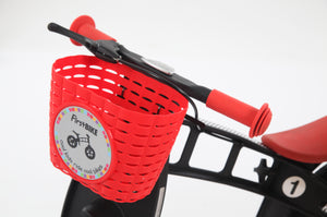 FirstBIKE Basket | Red