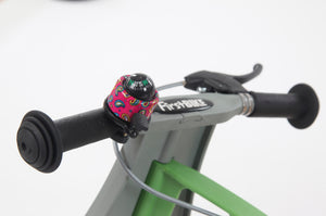 FirstBIKE Bell | Pink Compass
