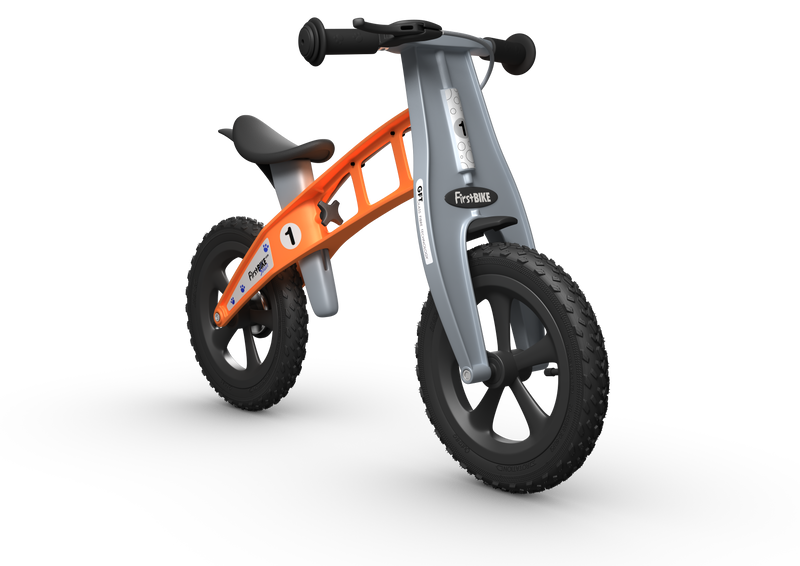 FirstBIKE Cross | Orange