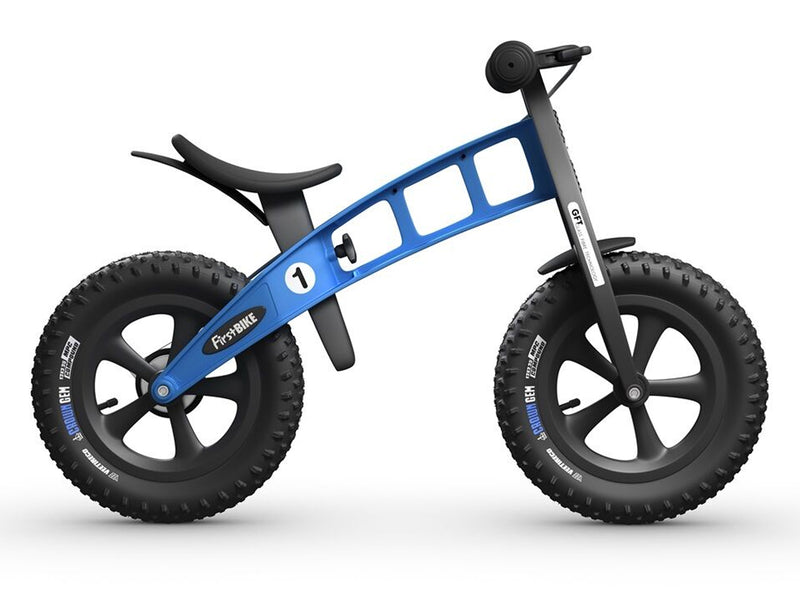 FirstBIKE FATbike | Light Blue