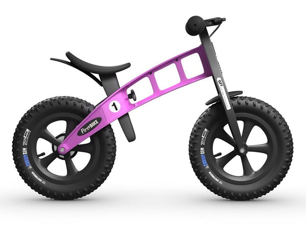 FirstBIKE FATbike | Pink