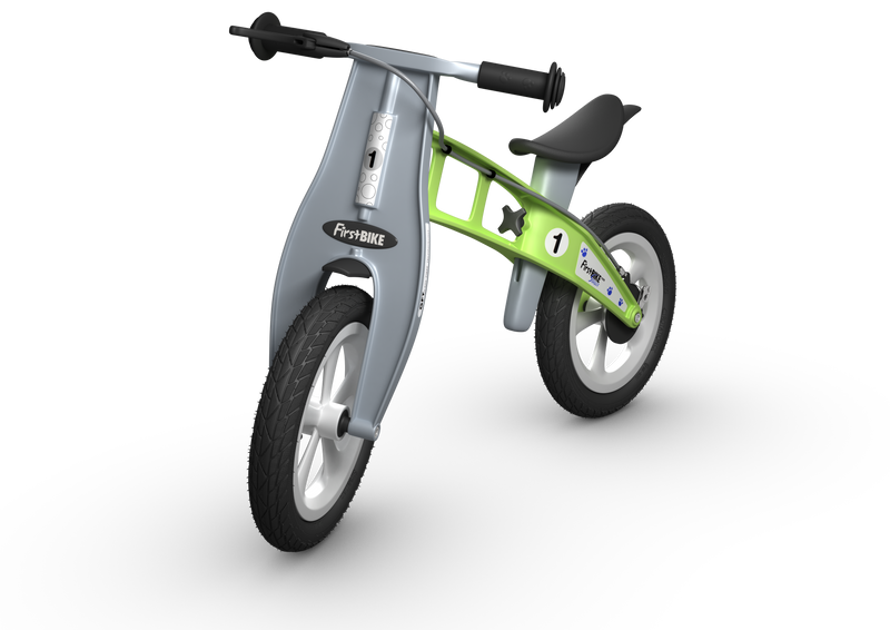 FirstBIKE Street | Green ( Out of Stock - Available for Pre-Order Only - Expected Arrival Date 21 June 2021 )