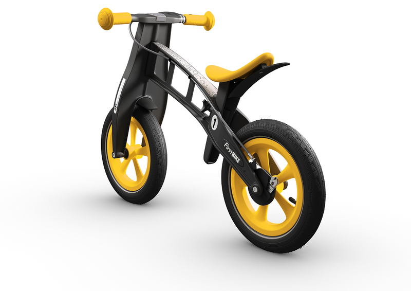 FirstBIKE Limited | Yellow