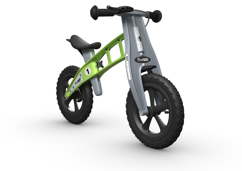 FirstBIKE Cross | Green