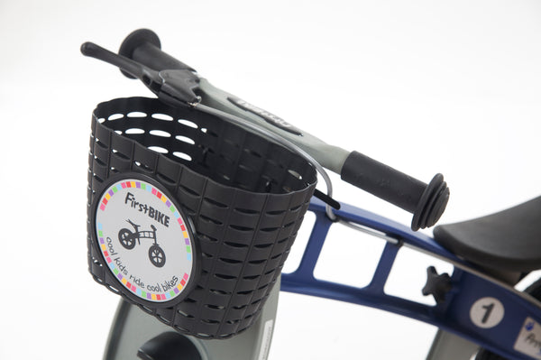 FirstBIKE Basket | Black