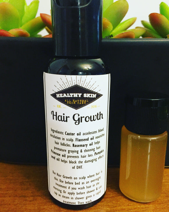 Hair Growth Serum - 3 month treatment