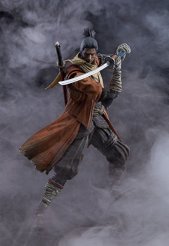 PRE-ORDER figma 483-DX Sekiro: Shadows Die Twice Sekiro DX Edition