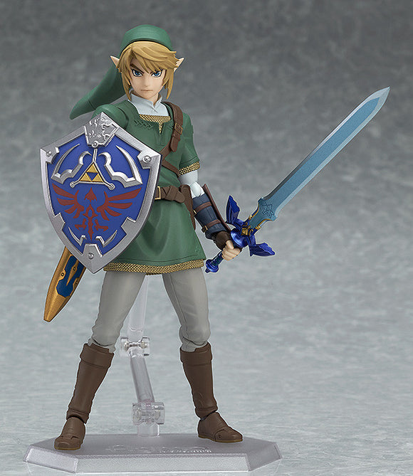 PRE-ORDER figma 319 The Legend of Zelda: Twilight Princess Link