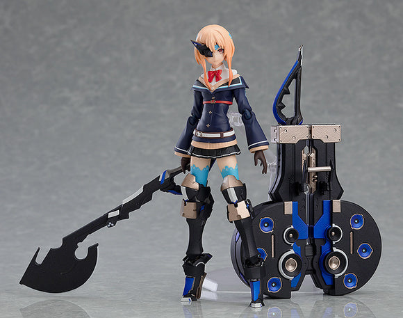 figma 456 Heavily Armed High School Girls San