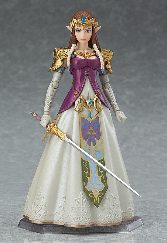 figma 318 The Legend of Zelda: Twilight Princess Zelda