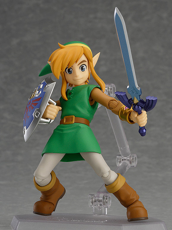 figma EX-032 The Legend of Zelda Link: A Link Between Worlds DX Edition