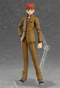 figma 278 Fate/stay night Shirou Emiya 2.0