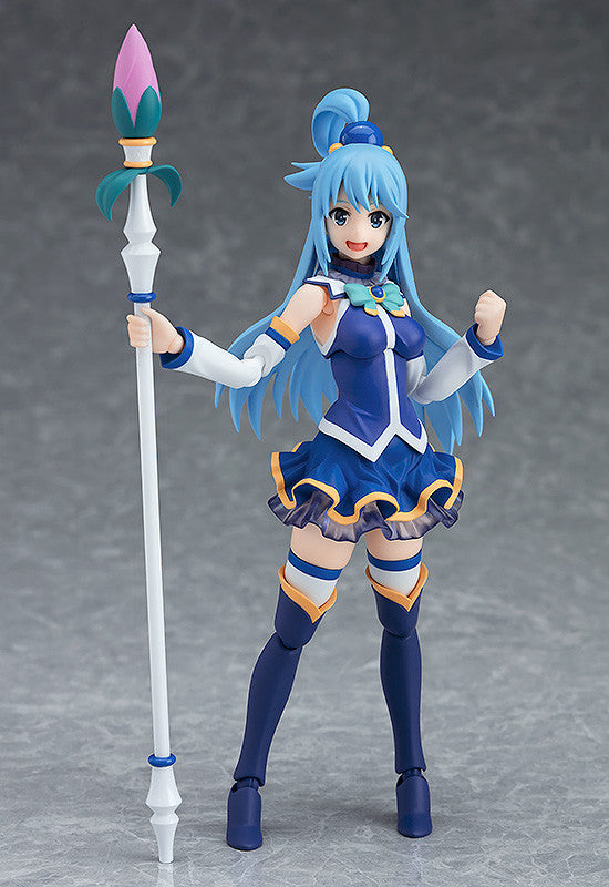 figma 399 Konosuba: God's Blessing on this Wonderful World! 2 Aqua