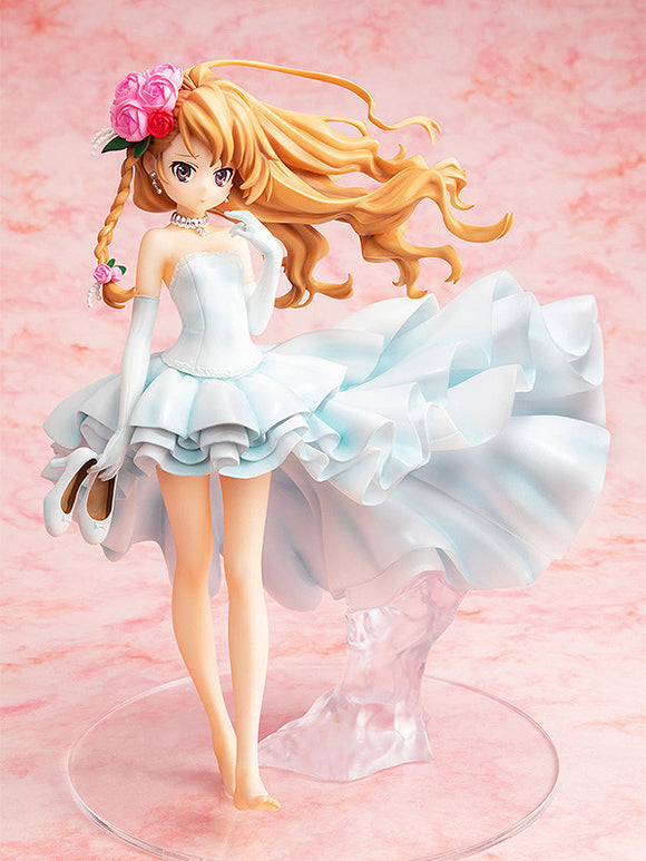 PRE-ORDER 1/7 Scale Figure Toradora! Taiga Aisaka: Wedding Dress Ver.