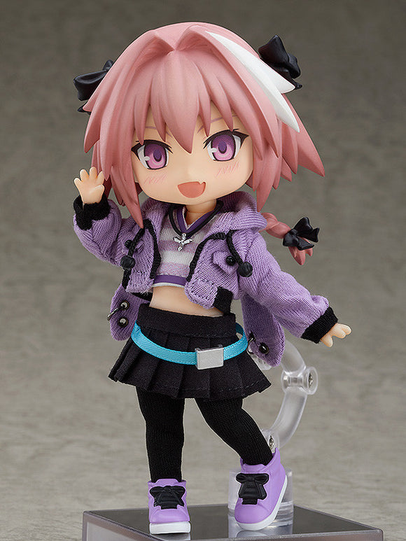 Nendoroid (Doll) Fate/Grand Order Rider of Black/Astolfo Casual Ver.