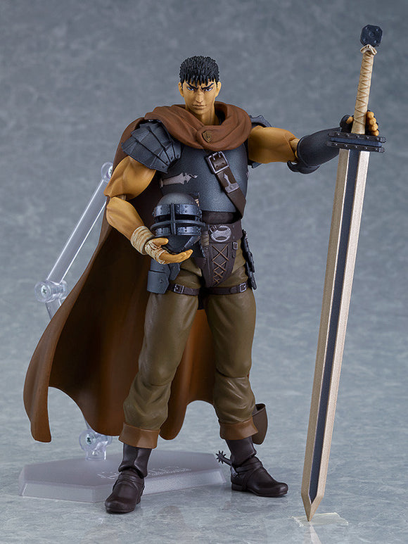 PRE-ORDER figma 501 Berserk Guts: Band of the Hawk ver. Repaint Edition
