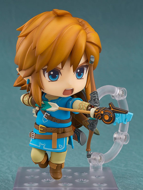 Nendoroid 0733 The Legend of Zelda: Breath of the Wild Link