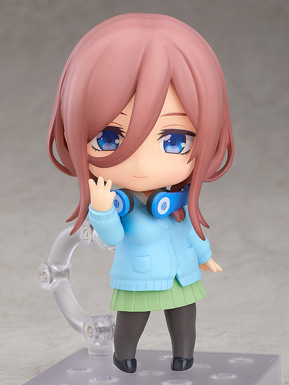 PRE-ORDER Nendoroid 1306 The Quintessential Quintuplets Miku Nakano (2nd-run)
