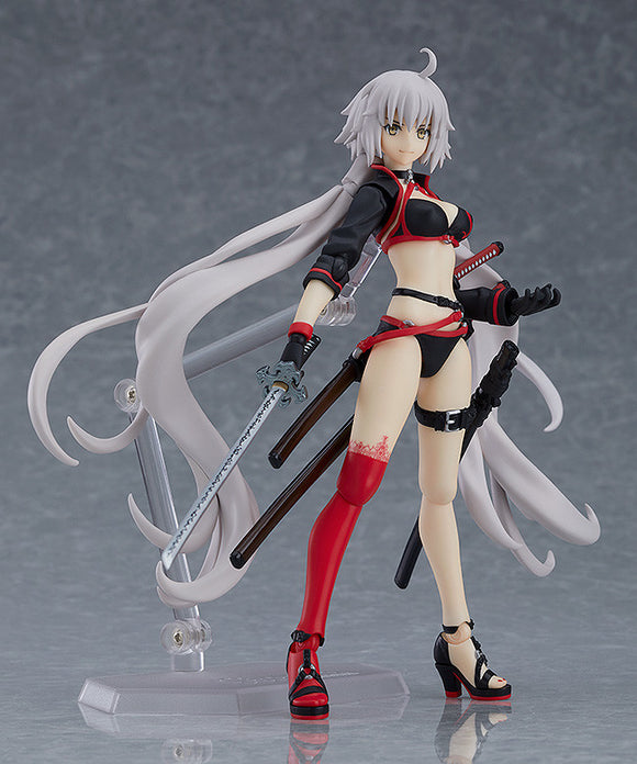 figma 454 Fate/Grand Order Berserker/Jeanne d'Arc (Alter)
