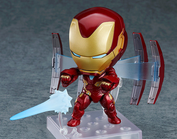 Nendoroid 0988-DX Iron Man Mark 50: Infinity War Edition DX Ver.