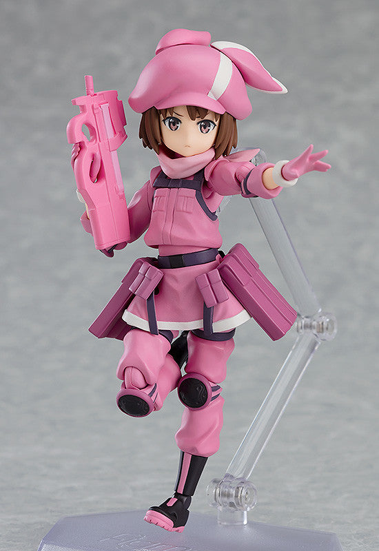figma 459 Sword Art Online Alternative: Gun Gale Online LLENN