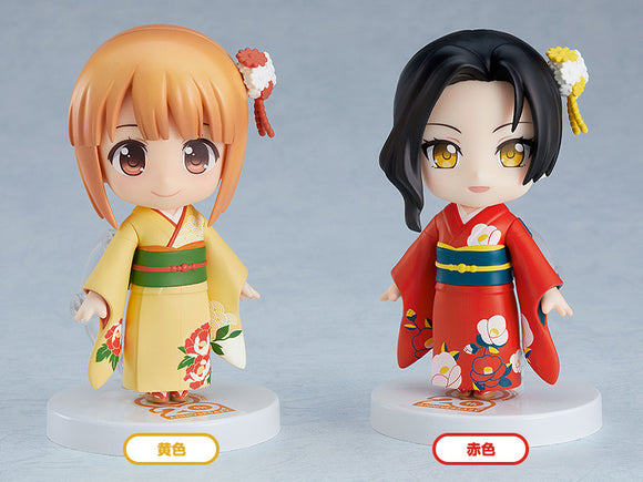 PRE-ORDER Nendoroid More: Dress Up Coming of Age Ceremony Furisode (Complete Set)