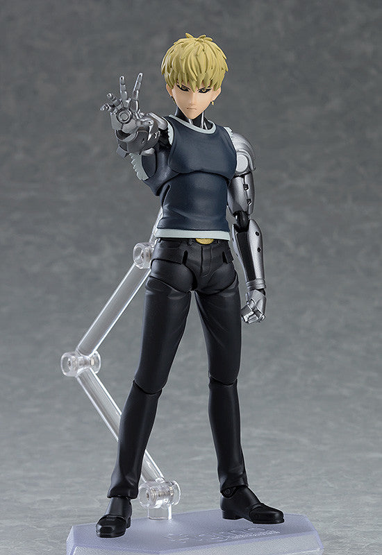 figma 455 One-Punch Man Genos